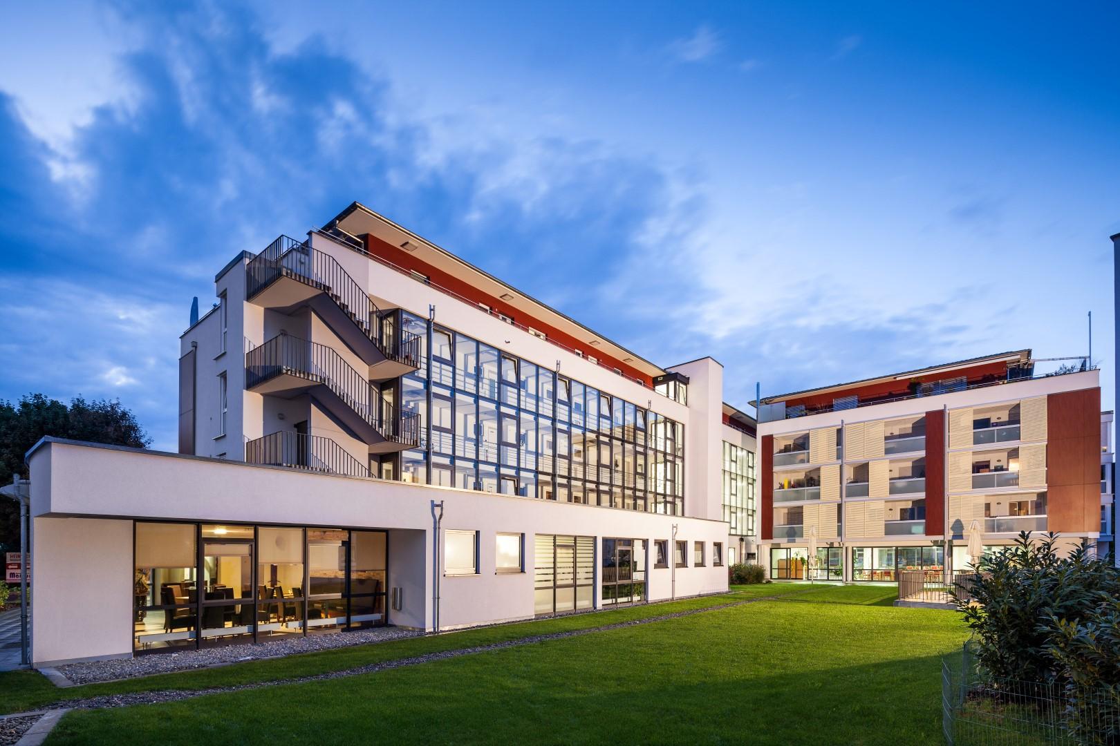 Foto unseres Bauvorhabens Schiller Residence in der Ravensburg