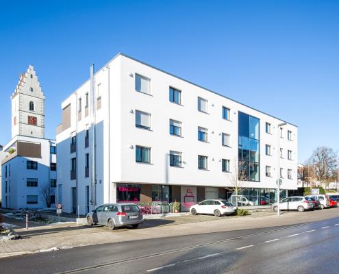 Foto unseres Bauvorhabens in der Bodensee Straße in Ailingen