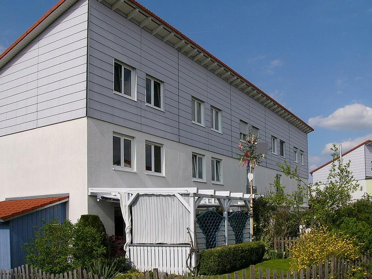 Foto unseres Bauvorhabens im Schacher Ösch in Baienfurt