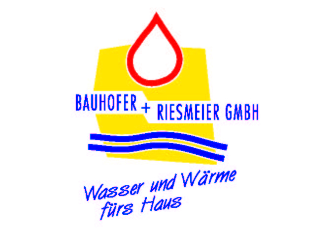 Logo unseres Partners: Bauhofer + Riesmeier GmbH