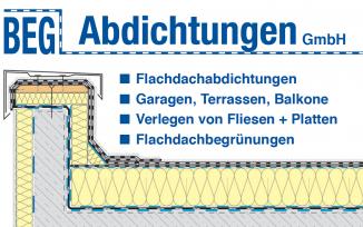 Logo unseres Partners: BEG Abdichtungen GmbH