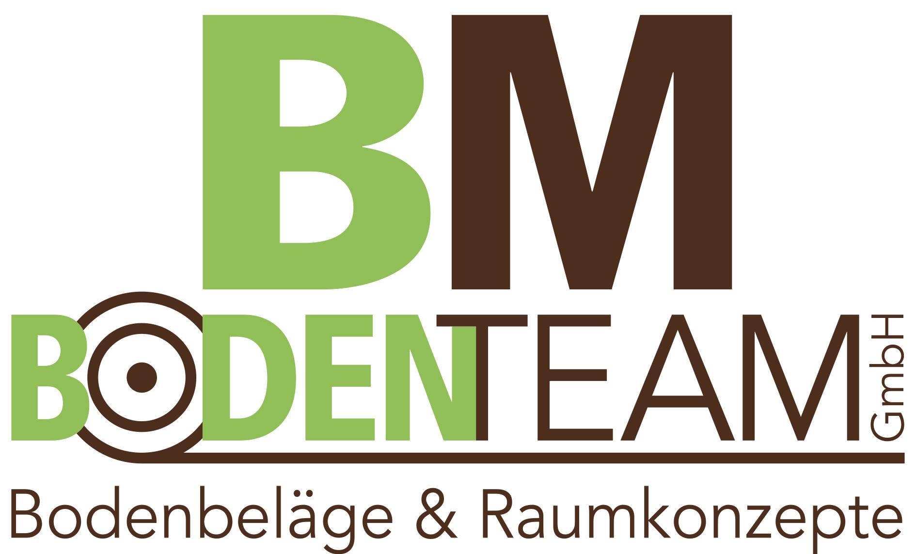 Unser Partner: Logo unseres Partners BM Boden Team