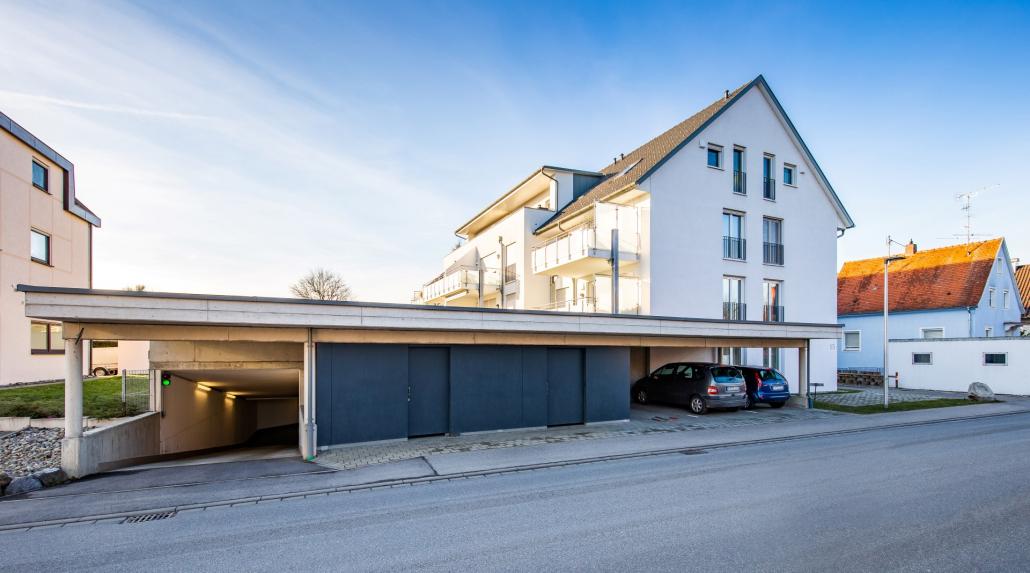 Foto unseres Bauvorhabens in Brochenzell