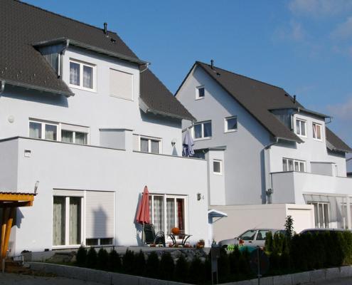 Foto unseres Bauvorhabens in dem Salamanderweg in Ravensburg