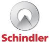 Unser Partner: Logo unseres Partners Schindler