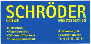 Logo unseres Partners: Schröder