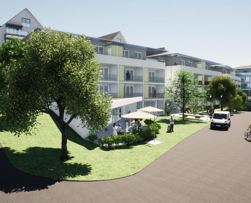 Wohnraum für Senioren und Familien