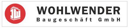Logo unseres Partner: Wohlwender Baugeschäft GmbH
